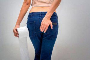 Рис. 3. Регулярный стул и диета очень важны в лечении трещины заднего прохода