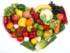 Рис. 3 Правильная, сбалансированная диета очень важный аспект в профилактике осложнений геморроя 2 степени
