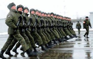 Рис. 1. Геморрой часто встречается во время службы в армии