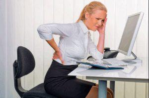 Рис. 3. Лечение боли при хроническом геморрое лазером